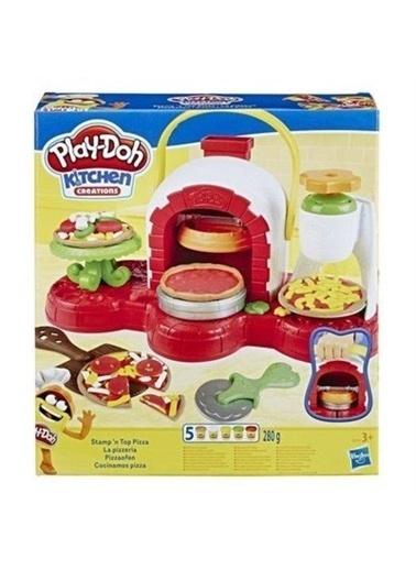 Hasbro Play-Doh Pizza Fırını Renkli